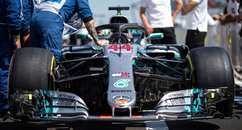 Mercedes - GP Frankreich 2018
