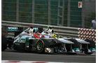Mercedes GP GP Abu Dhabi 2011