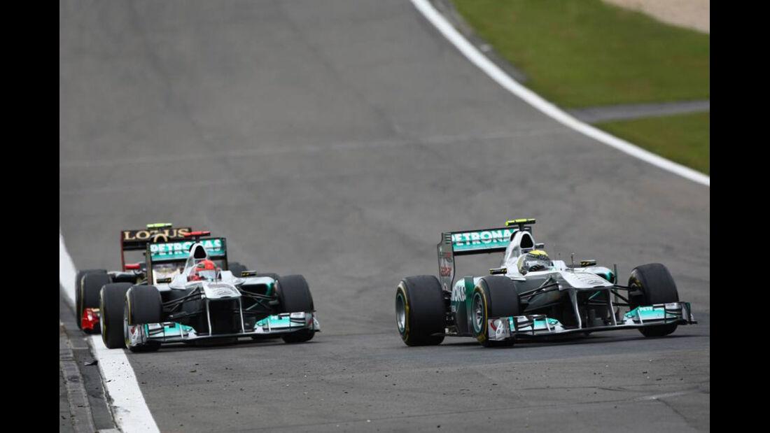 Mercedes GP GP Deutschland 2011