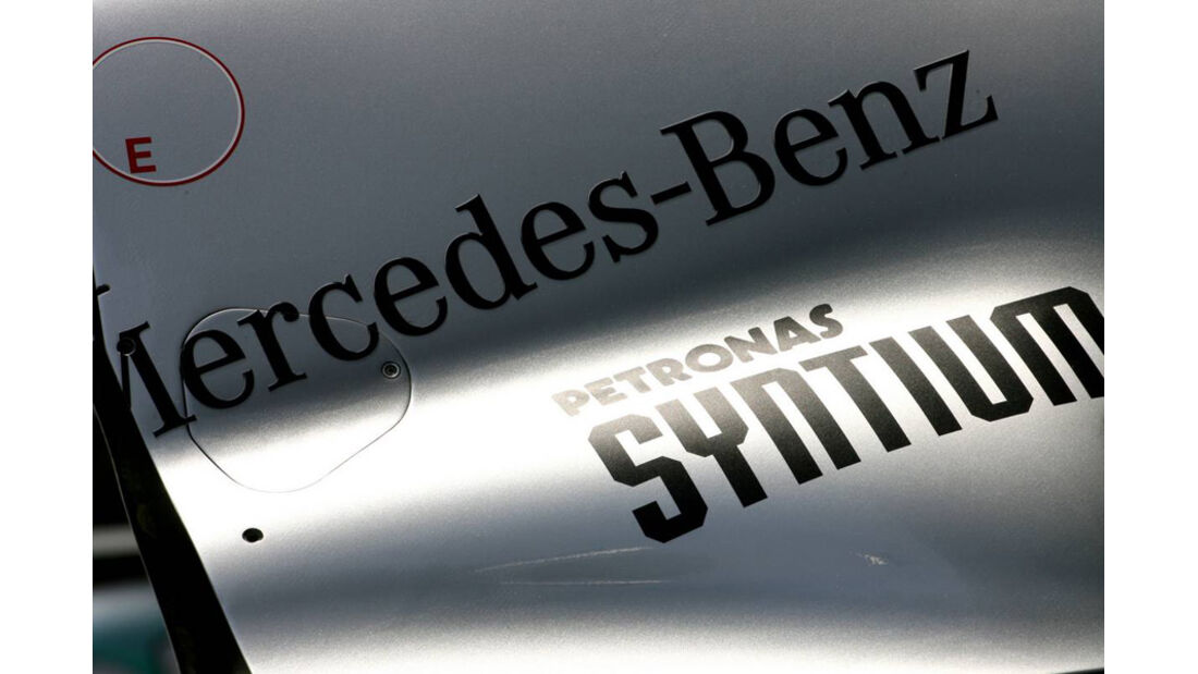 Mercedes GP - GP Malaysia 2011