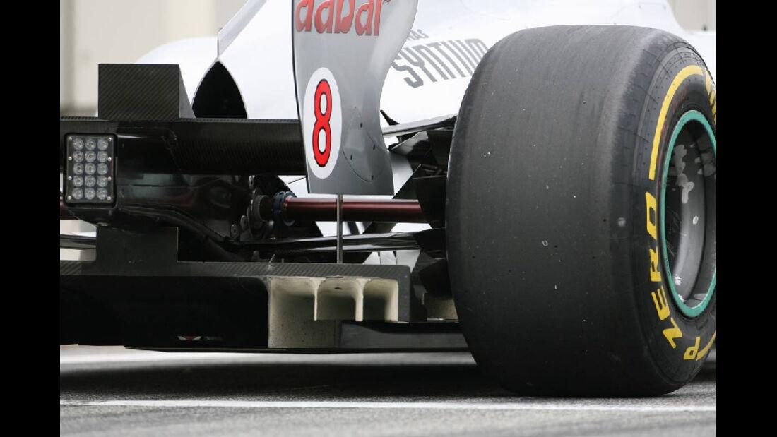 Mercedes GP - GP Ungarn - Formel 1 - 30.7.2011