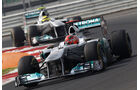 Mercedes GP Indien 2011