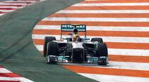 Mercedes - GP Indien 2013