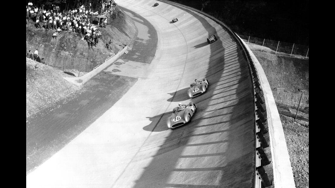 Mercedes - GP Italien 1955