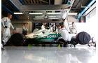 Mercedes GP Italien 2012