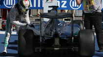 Mercedes - GP Italien 2015