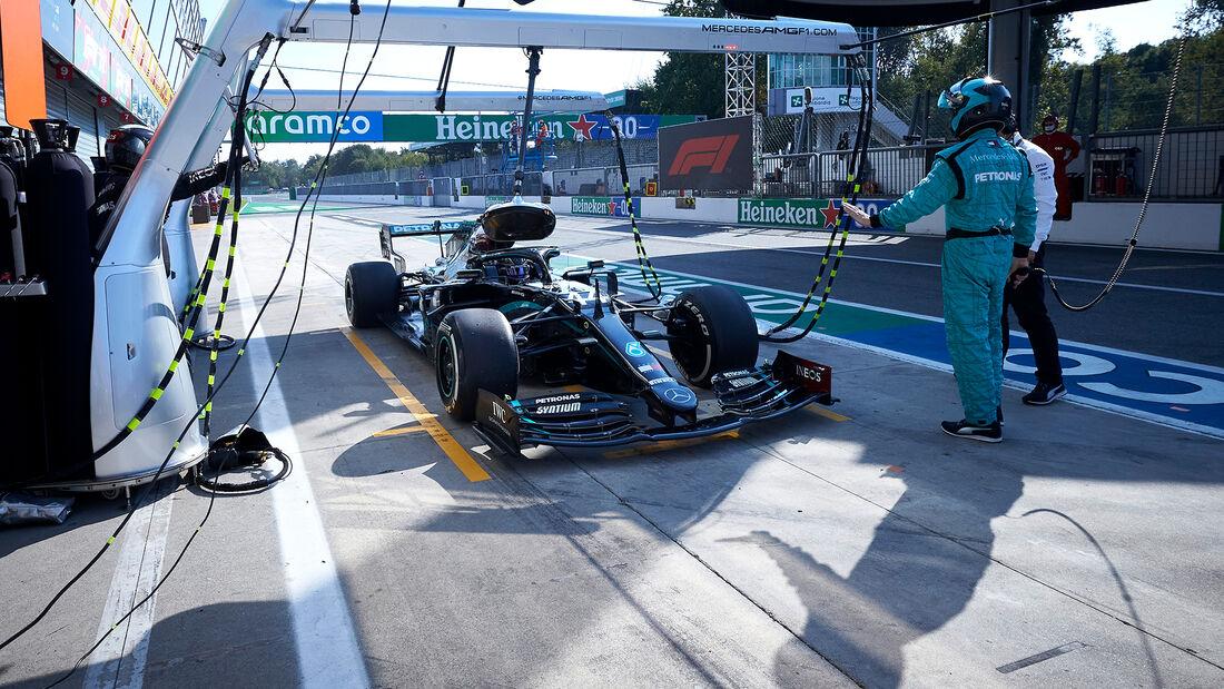 Mercedes - GP Italien 2020