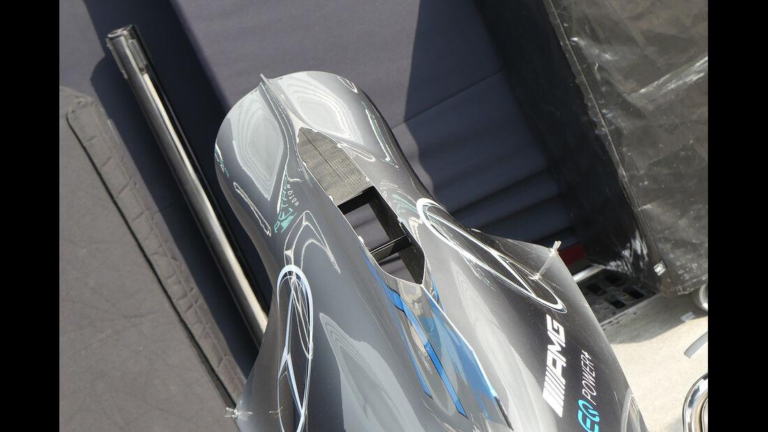 Mercedes  - GP Italien - Monza - Formel 1 - 30. August 2017