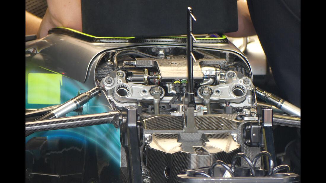 Mercedes - GP Italien - Monza - Formel 1 - 31. August 2017