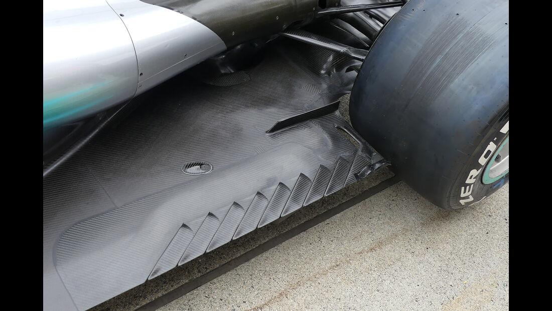 Mercedes - GP Japan 2017