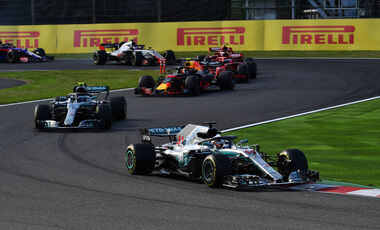 Mercedes - GP Japan 2018