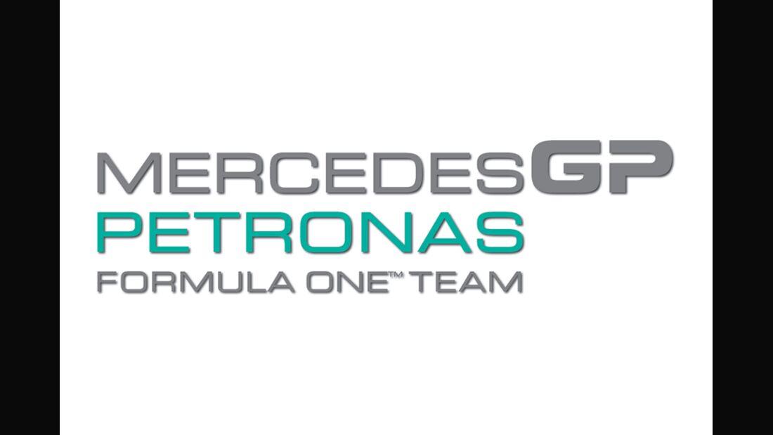 Mercedes GP Logo