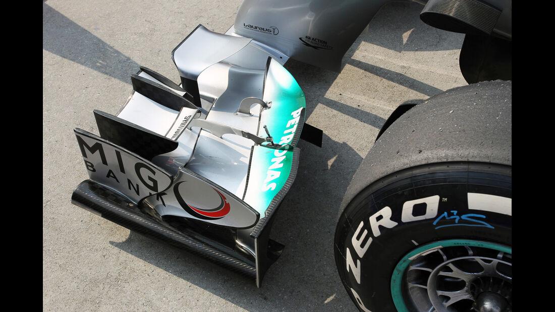 Mercedes - GP Malaysia - 24. März 2012