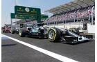 Mercedes - GP Mexiko 2015