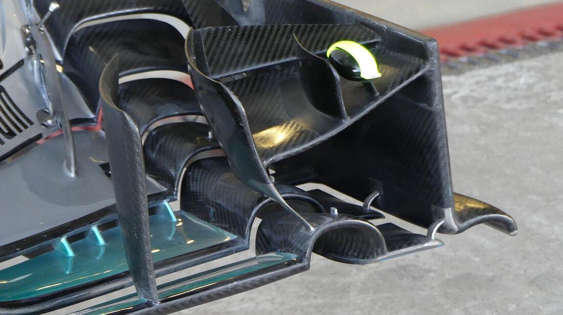 Mercedes - GP Mexiko 2016