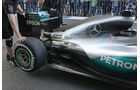 Mercedes - GP Mexiko 2016