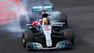 Mercedes - GP Mexiko 2017