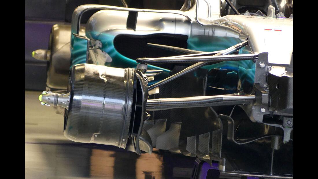 Mercedes - GP Mexiko - Formel 1 - Freitag - 27.10.2017