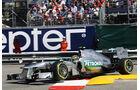 Mercedes GP Monaco 2013