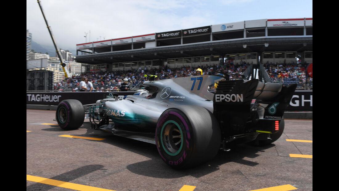 Mercedes - GP Monaco - Formel 1 - 2017