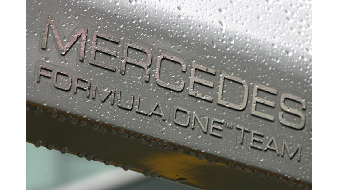 Mercedes GP - Nürburgring - GP Deutschland - 21. Juli 2011