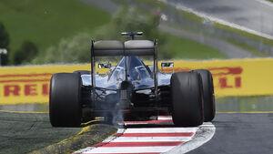 Mercedes - GP Österreich 2015
