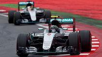 Mercedes - GP Österreich 2016