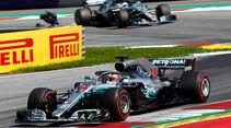 Mercedes - GP Österreich 2018
