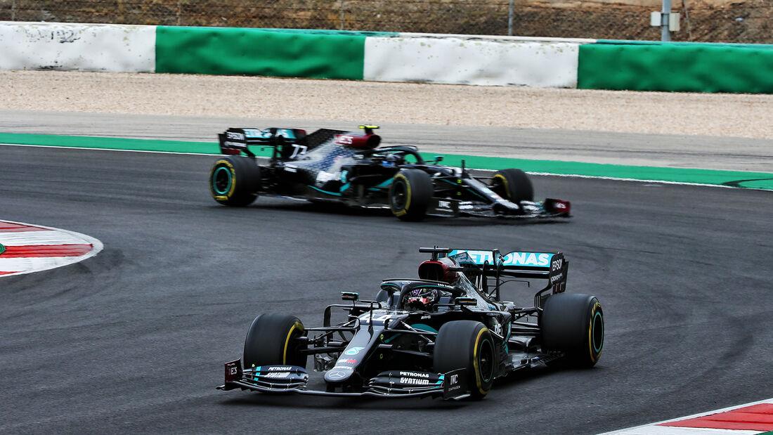Mercedes - GP Portugal 2020
