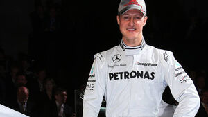 Mercedes GP Pr�sentation 2010