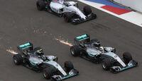 Mercedes - GP Russland 2015