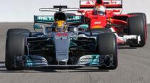 Mercedes - GP Russland 2017
