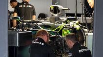 Mercedes - GP Russland - Sochi Autodrom - Mittwoch - 25.9.2019