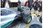 Mercedes - GP Russland - Sochi - Donnerstag - 8.10.2015