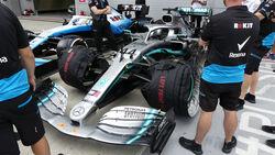 Mercedes - GP Russland - Sotschi - Formel 1 - Donnerstag - 26.9.2019