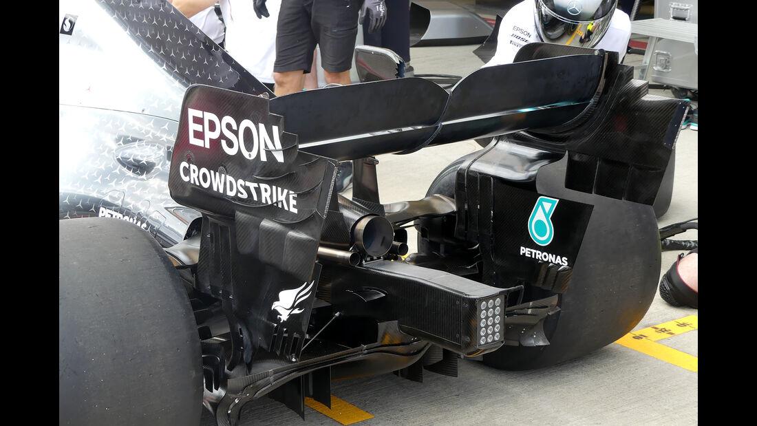 Mercedes - GP Russland - Sotschi - Formel 1 - Freitag - 27.9.2019
