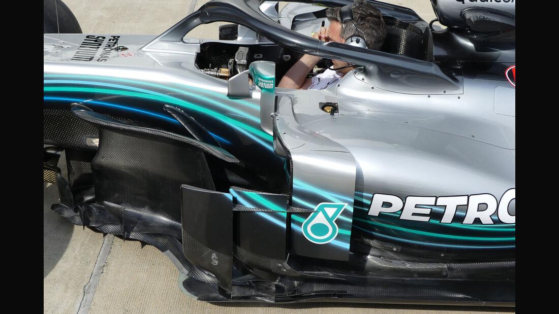 Mercedes - GP Russland - Sotschi - Formel 1 - Freitag - 28.9.2018