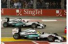 Mercedes GP Singapur 2012