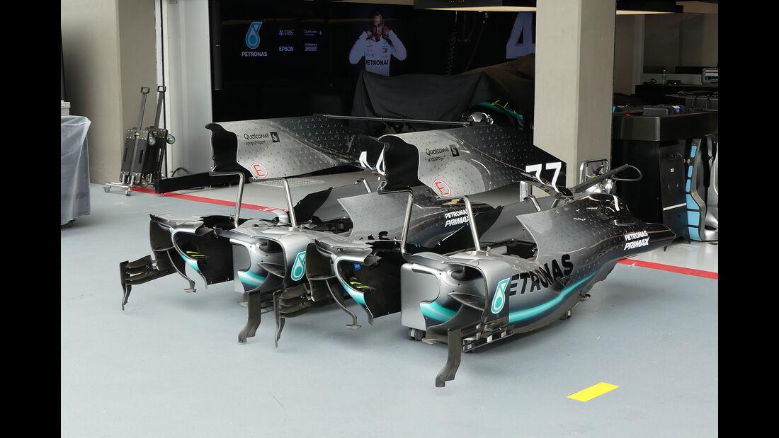 Mercedes - GP Singapur - Formel 1 - Donnerstag - 19.9.2019