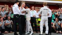 Mercedes - GP Spanien 2014