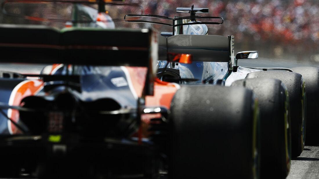 Mercedes - GP Spanien 2017