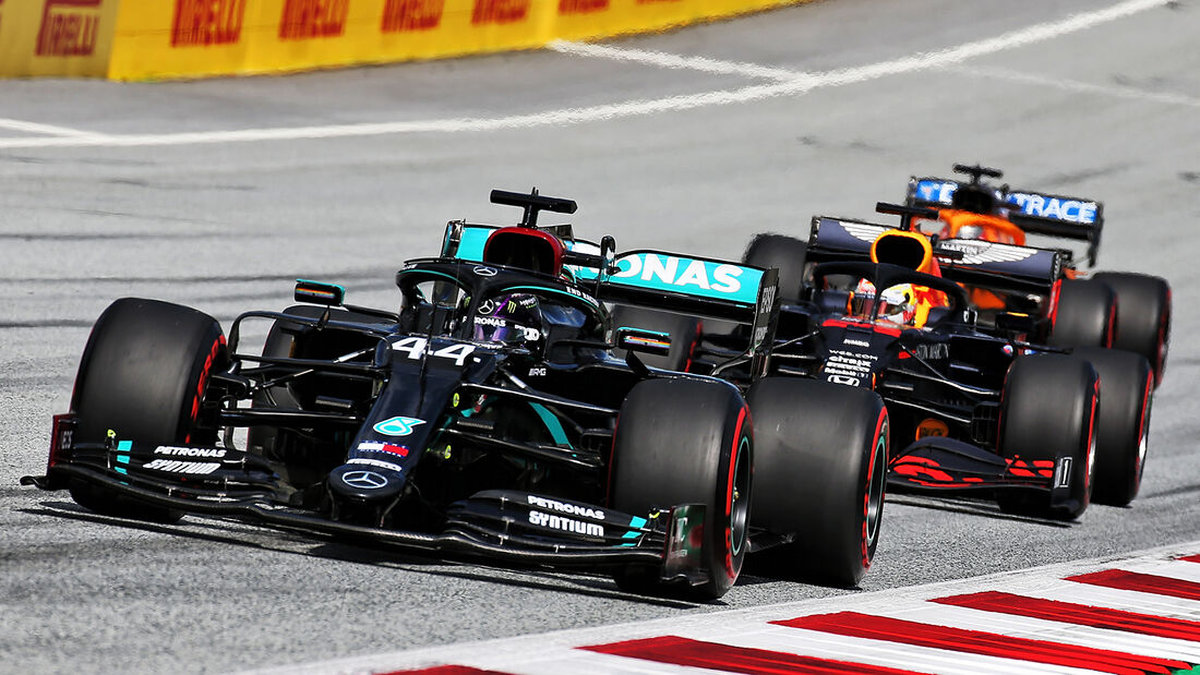 Mercedes - GP Steiermark - Österreich - 2020