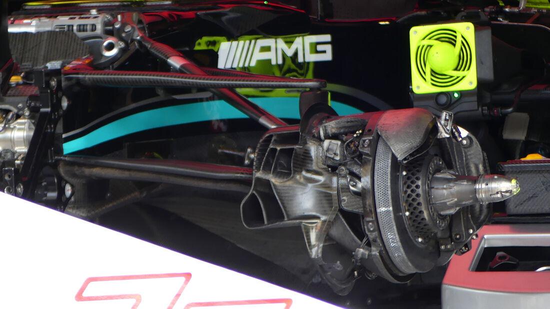Mercedes - GP Steiermark - Spielberg - 24. Juni 2021