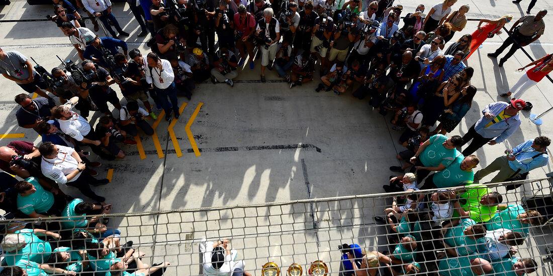 Mercedes - GP USA 2016