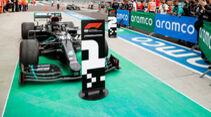 Mercedes - GP Ungarn 2020