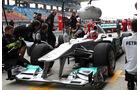 Mercedes GP W02 Türkei 2011