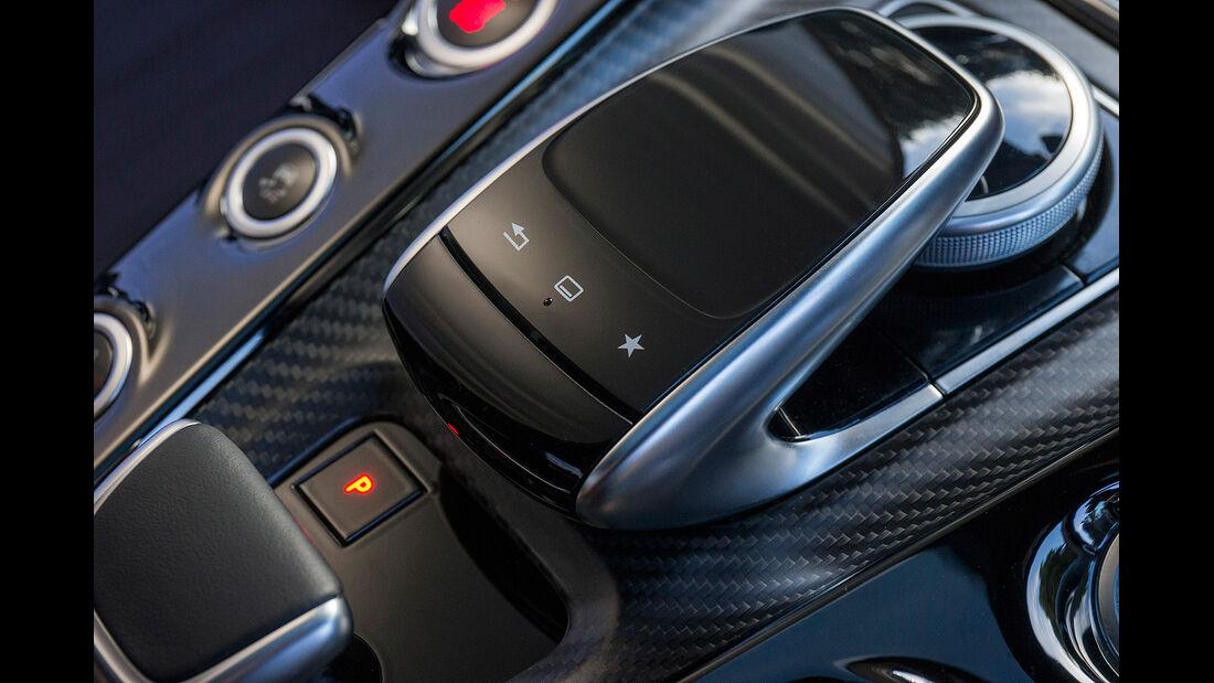 Mercedes GT AMG, Innenraum, Cockpit