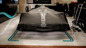 Mercedes - Garage - Parc Fermé - 2019