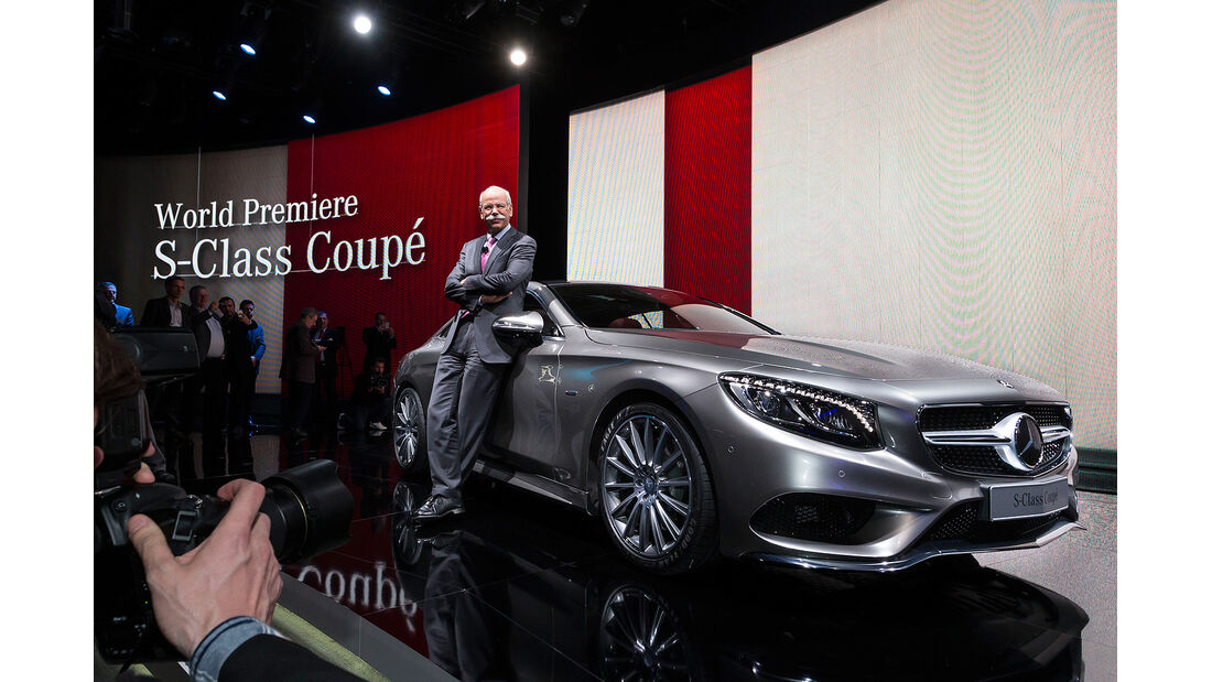 Mercedes Group Night Genf 2014