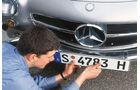 Mercedes, H-Kennzeichen